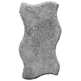 Sigma / Zig-zag block pavers