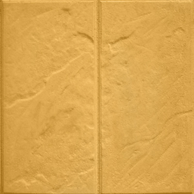 Paving tiles with natural stone pattern