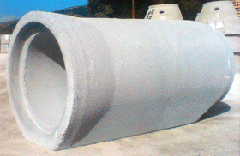 Concrete Piping Bell Joint