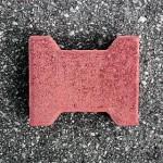 Κυβόλιθοι Διπλό-Τ Κόκκινοι Αφοί Χαλάτση Προιόντα Τσιμέντου