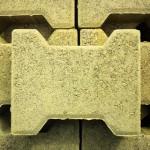 Κυβόλιθοι Διπλό-Τ Κίτρινοι Αφοί Χαλάτση Προιόντα Τσιμέντου