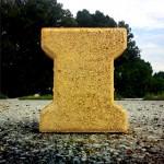 Κυβόλιθος Διπλό-Τ Κίτρινο Αφοί Χαλάτση Προιόντα Τσιμέντου